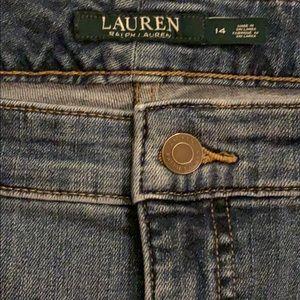 Ralph Lauren, Crop, Size 14 Jeans